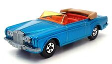 Matchbox Superfast Small Scale 69 - Rolls Royce Silver Shadow - Blue