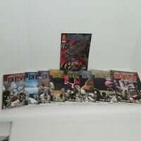 The Walking Dead Comic Paperback Volumes 1-8  Kirkman Alard Rathburn Lot + Bonus