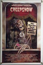CREEPSHOW ROLLED ORIG 1SH MOVIE POSTER GEORGE ROMERO STEPHEN KING HORROR (1982)