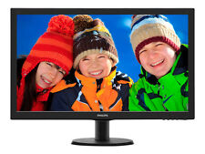 Dis 27 Philips 273v5lhab Black V-line