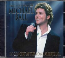 Michael Ball - Very Best Of - In Concert At The Royal Albert Hall -UK Issue CD