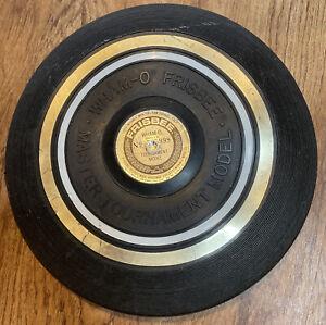 Rare Vintage Masters Tournament Model 150G 1970 Wham-O Frisbee Disc #5753993