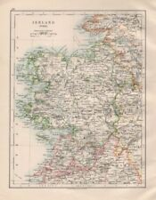 Antique European Maps & Atlases Ireland Mayo