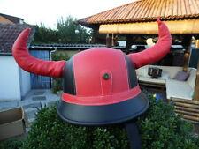 Chopper Helm - Helm - Biker Helm - Roller Helm - Fasching - Karneval