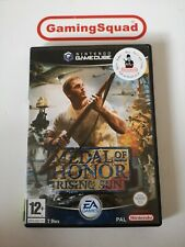 Medal of Honor Rising Sun Nintendo Gamecube, Supplied by Gaming Squad