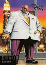 KINGPIN / Spider-Man Fleer Ultra 1995 BASE Trading Card #76
