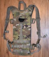 (L3B) US Army Multicam Molle ll Hydration System VGUC