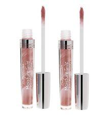 2 LOT Sally Hansen Moisture Twist 2-in-1 Primer & Color LipGloss 20 Mocha Mingle