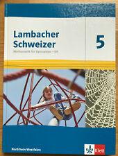 Lambacher Schweizer - Mathematik für Gymnasien - NRW G9 - ISBN 978-3-12-733851-5