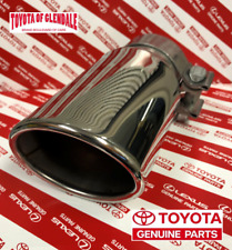 2010-2020 TOYOTA 4RUNNER CHROME EXHAUST TIP GENUINE OEM PT932-89100 (FAST SHIP)