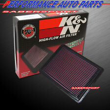 K&N 33-2132 Hi-Flow Air Intake Washable Replacement Drop in Filter