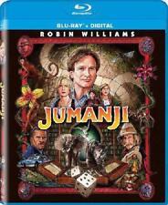 Jumanji Stariing Robin Williams Great Fantasy Movie for kids BluRay New Sealed