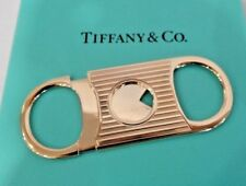 Vintage 1940's Tiffany & Co. 14K Solid Yellow Gold Cigar Cutter