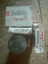 Kit Piston 2nd Origine Yamaha 3GA-11636 + Segments ...TDR80 DT80 RD80 LC 5T8 30W