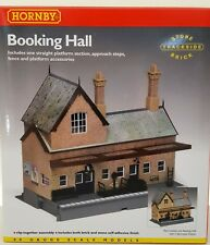 Hornby R8007 00 Gauge Booking Hall