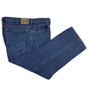 Lot De 4 Hommes 38 x 28 Duluth Négoce Bleu 100% Jeans Coton