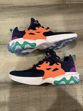 "Nike React Presto ""Midnight Navy"" BQ4002-402 Youth Size 7Y/ Women's Size 8.5"