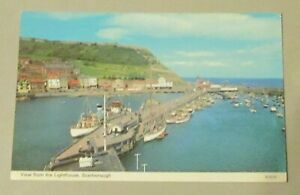 View From The Lighthouse, Scarborough. E.T.W.Dennis No.S.0215