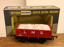 Wrenn model railways W5032 L.M.S. Plank Wagon in box stamped with W2207 S.R. R1