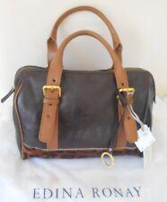 """""""EDINA RONAY"""" GENUINE LEATHER & PONYSKIN BAG NEW WITH £175 TAG!!!"""