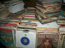 LOT OF 200------JUKEBOX 45 RPM VINYL RECORDS price now lowered.