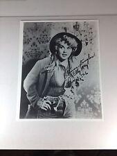 Donna Douglas, The Beverly Hillbillies, Autograph Photo PSA GRADE 10 GEM-MINT