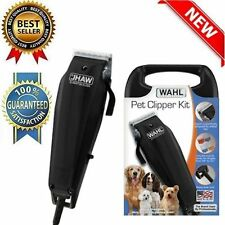 New Pet Kit Clipper Wahl Dog Grooming Hair Fur Trimmer Groom Free Shipping
