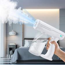 More details for cordless usb nano sanitizer sprayer handheld disinfectant fogger gun machine uk