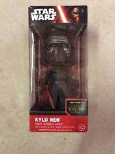 Star Wars Kylo Ren Vinyl Bobble Head Figure NEW Toys Funko