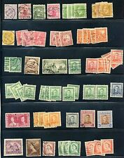 New Zealand Stamp Collection Lot of 205