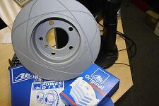 ATE Powerdisc Discos de Freno y Pastillas Audi / Seat/Skoda/VW Delant. 288x25mm