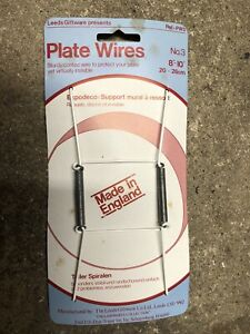 plate wires (12)