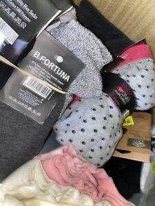 Lot revendeur palette/solderie de 30 paires de chaussettes suivant arrivages