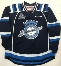 New Authentic Pro Stock CCM Chicoutimi Sagueneens Hockey Goalie Jersey 58 7287