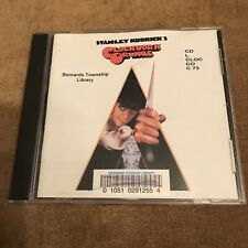 A Clockwork Orange/Music From The Soundtrack Audio Cd