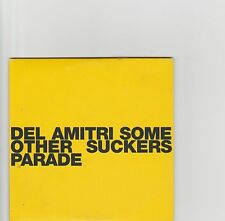 Del Amitri- Some Other Suckers Parade UK promo cd album