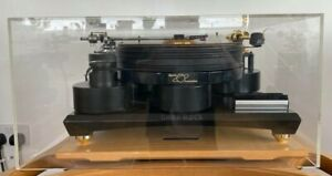 Nottingham Analogue HyperSpace Turntable (without tonearm) New Motor. RRP £2949