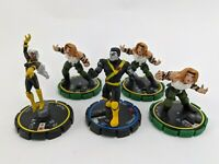 Wizkids Heroclix Marvel Universe & Ultimates 2004 Retired Figures - Sabretooth