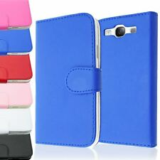 PU LEATHER HORIZONTAL FLIP WALLET BOOK SOFT CASE COVER FOR SAMSUNG GALAXY S3 III