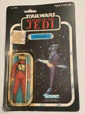 VINTAGE 1983 KENNER STAR WARS B-WING PILOT 77 BACK ROTJ Return Of The Jedi MOC !