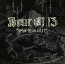 Hour of 13 - The Ritualist CD 2010 occult doom Eyes Like Snow