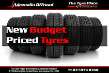 185 R14C 8ply Light Truck Budget Priced Tyres - Inc Fitting