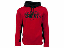 Rutgers Scarlet Knights Nike NCAA Classic Logo Hoodie Men's Sweatshirt - XL