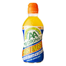 24 x 0,33l AA High Energy drink Orange € 22,99