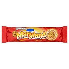 Maryland - Cookies aux pépites de chocolat - lot de 6 paquets de 145 g