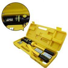 Hydraulische Crimpzange 10-300 mm² Quetschzange Presszange Kabelschuhe Zange