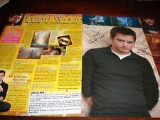 ELIJAH WOOD - ARTICLE DE MAGAZINE FAMILLE !!!!!!!!!!