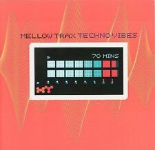 Mellow Trax : Techno Vibes CD