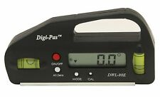 DIGITAL LEVEL PROTRACTOR ANGLE FINDER INCLINOMETER
