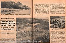 The Great Oklahoma Gold Rush History Part 2